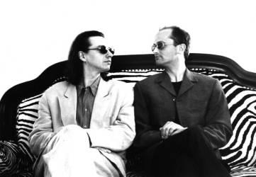 Joaquin + Roger von The Big Easy