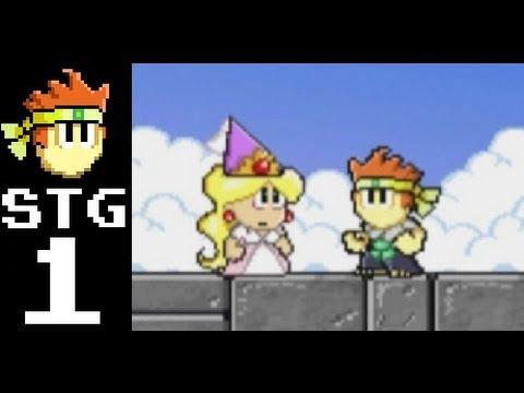 Videospiel-Held sein und Prinzessin retten ist doch nicht so toll