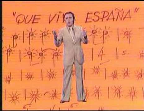 Viva Espana Lied