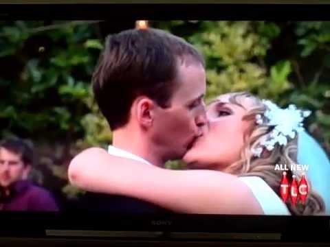 Der Hochzeitskuss, muss kein langer Zungenkuss sein